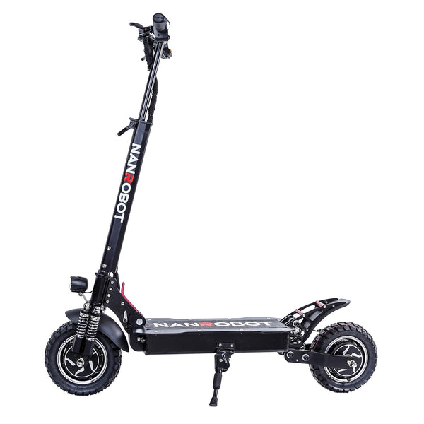 Nanrobot D4+ 2.0 2000W Lithium Powered Scooter [DISCONTINUED]