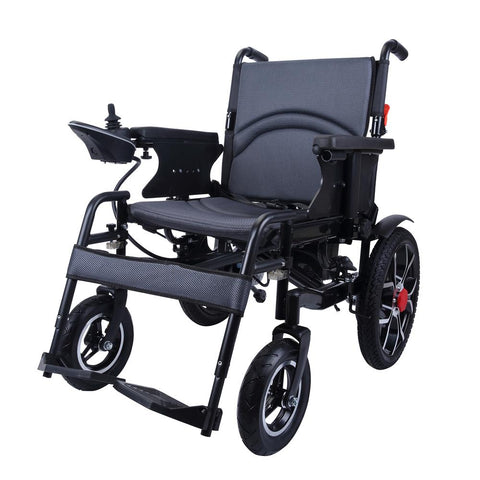 Bikerassine City Hopper Foldable Electric Wheelchair