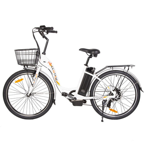 Ecotric Peace Dove City Electric Bike
