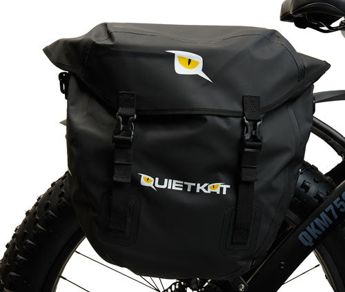 QuietKat Pannier Bags (SET)