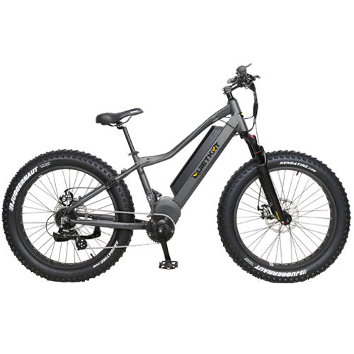 2019 QuietKat FatKat Sequoia 750 Fat Tire Electric Bike