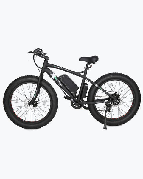 Ecotric 36V 500W Fat Tire Beach Snow Electric Bike [PREORDER ORANGE]