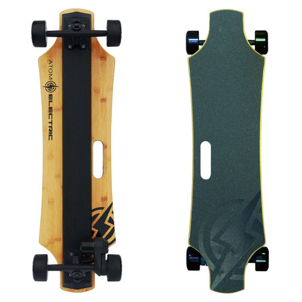 Atom Electric B18 Longboard Skateboard