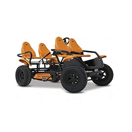 BERG USA Family GranTour 4 Seater Off Road Pedal Go Kart