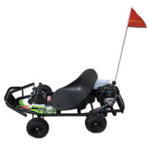 Scooterx 49cc Baja Off Road Gas Go Kart