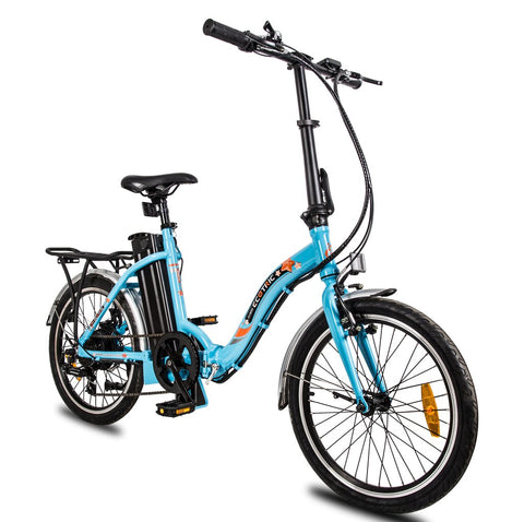 Ecotric Starfish 20inch Folding Electric Bicycle