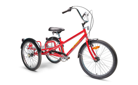 Belize Bike 96443 TRI-RIDER 3-SPEED Industrial 24