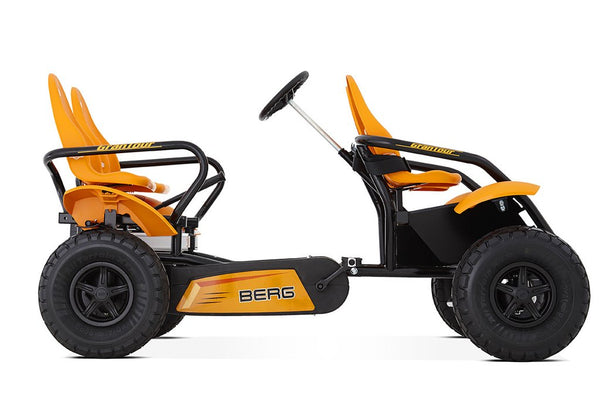 Berg USA Family E-Grantour Off Road 4-Seater Electric Go Kart