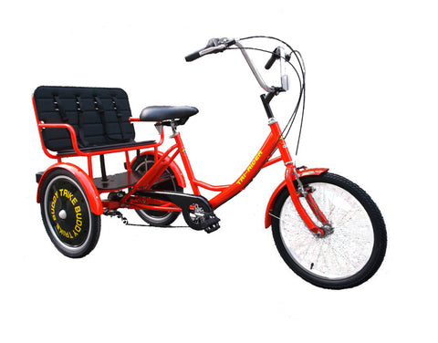 Belize Bike Buddy Trike 6 Speed Adaptive Tricycle