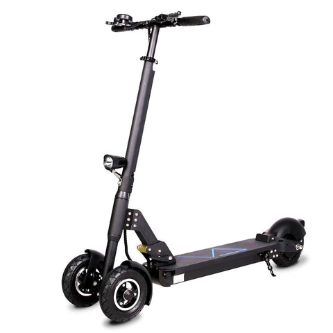 Bikerassine Tri-Star 3 Wheel  Electric Scooter [PREORDER]