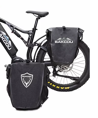 Dual Use Backpack/Pannier Bag