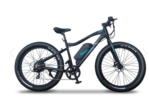 Emojo Wildcat Pro Electric Mountain Bike