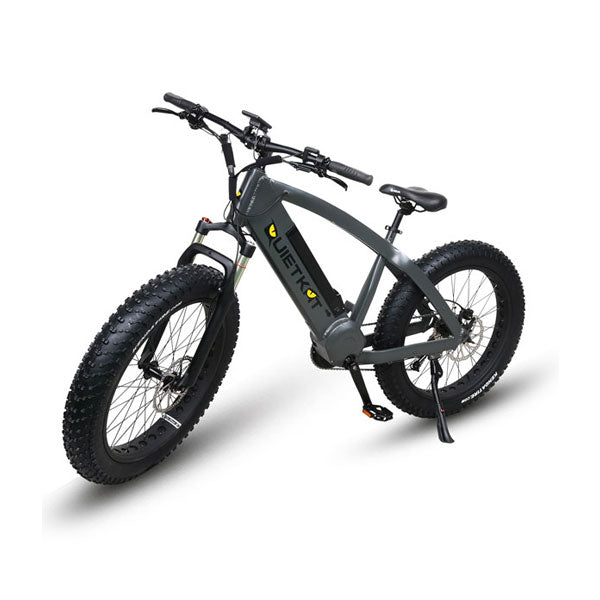d4b58f59743 QuietKat FatKat Predator 750 Fat Tire Electric Bike - FREE Shipping ...