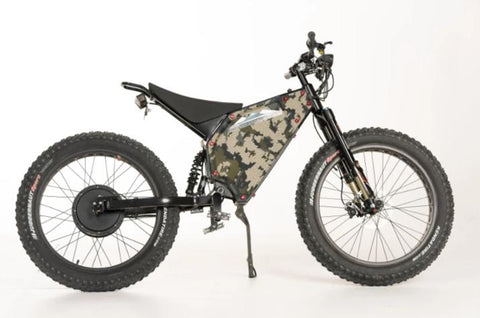 Bakcou Puma 5000W Electric Fat Tire Mountain Bike
