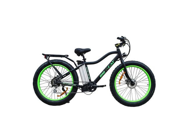 Big Cat Fat Cat XL 500W 2019 Lithium Powered Electric Bicycle