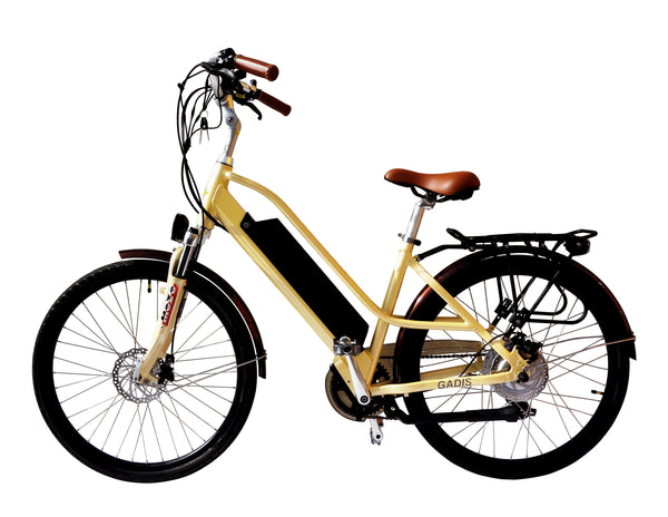 E-Joe GADIS Step Through Electric Cruiser Bike