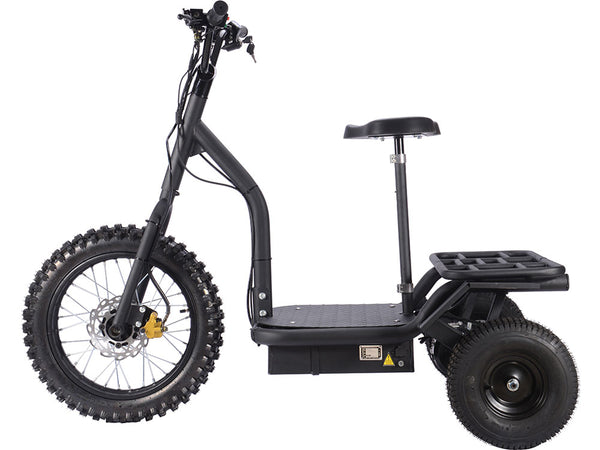 MotoTec 48v 1200w Electric Trike [PREORDER MAY]