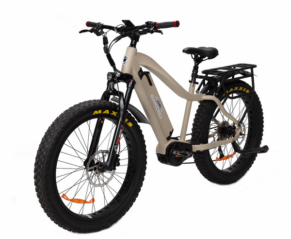 2020 Bakcou Mule Electric 48V14.5AH Fat Tire Bike