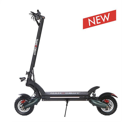 Nanrobot D6+ 2000W-52V 26Ah Electric Scooter [IN STOCK]
