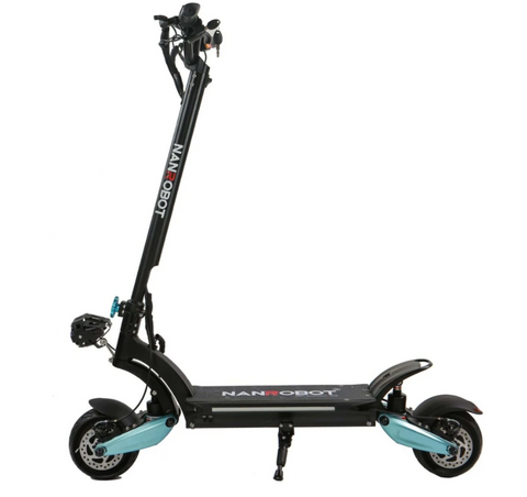 Nanrobot Lightning Wide Wheel 1600w Electric Scooter