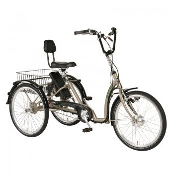 PFIFF Comfort 24 Ansmann Electric Tricycle