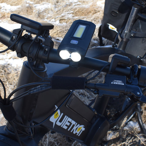 Quietkat Path 1000 E-Bike Light