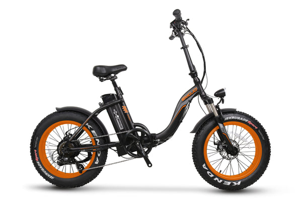Emojo Ram Sport 750 Step Through Electric Folding Bike