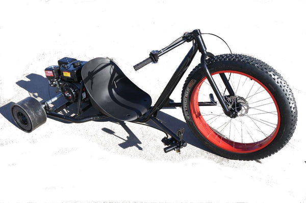 Scooterx Drifter 6.5 HP Gas Powered Drift Trike