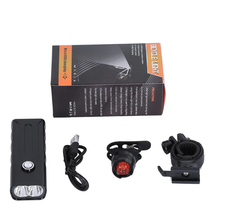 Ecotric Front & Rear Light