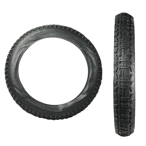QuietKat Front 4″ Tire & Tube