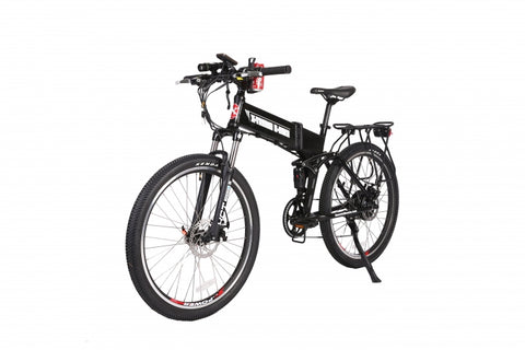 X-Treme Baja 48V Folding Long Range Electric Mountain Bike [Early August]