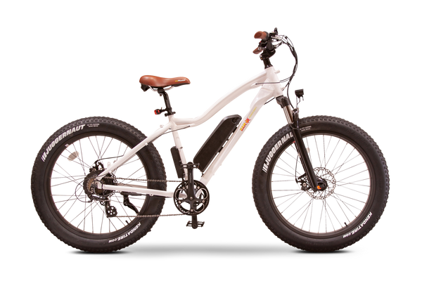 Bam Power Bikes EW-Nomad 750W 48V Fat Tire Electric Bike