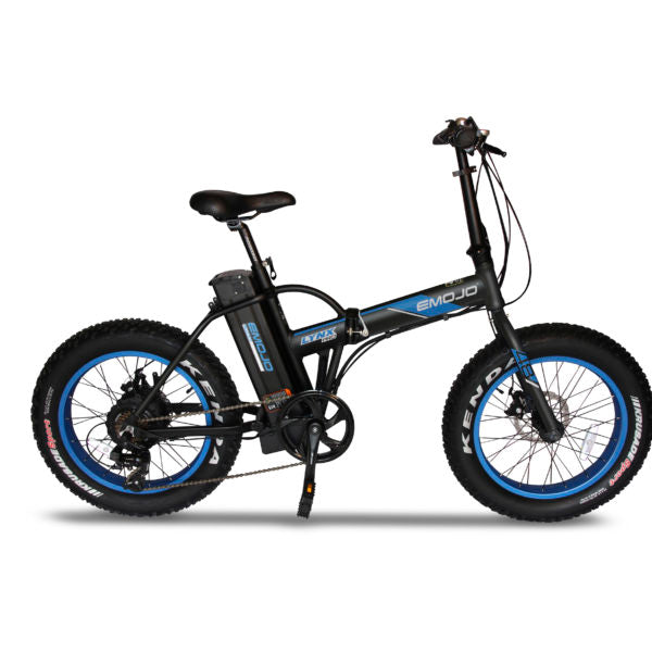 Emojo Lynx Pro 48v 500W Fat Tire Electric Bicycle