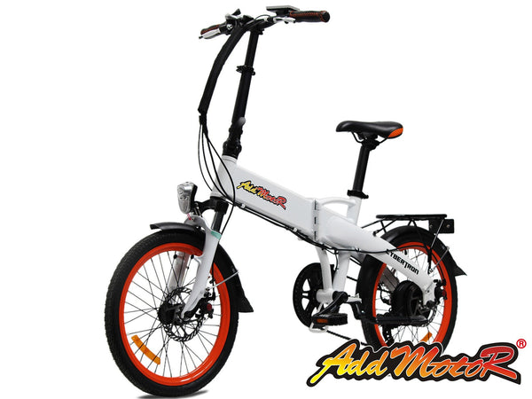 Addmotor CYBERTRON C350 Folding Electric Bicycle