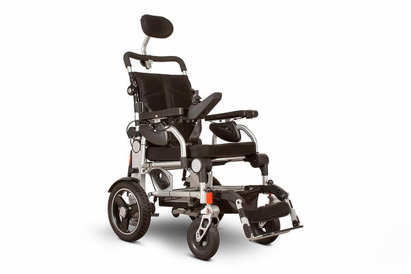 EWheels EW-M49 Smart Folding Wheelchair