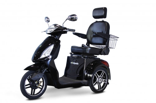 EWheels EW-36 Elite 3 Wheel Mobility Scooter with Electromagnetic Brakes