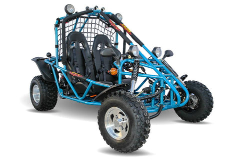 Kandi USA KD-200GKA-2 Off Road 2 Seat Gas Go Kart