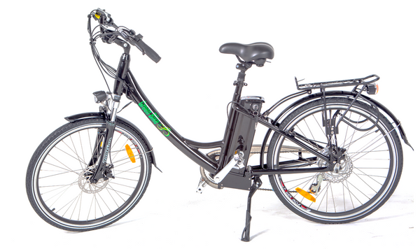 Greenbike USA GB2 Electric Step Through Beach Cruiser Bike