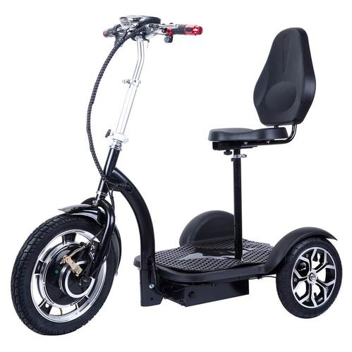 Bikerassine City Hopper 3-Wheel Electric Mobility Scooter