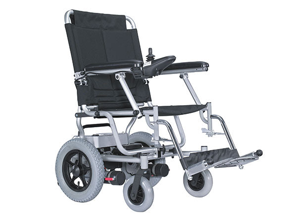 Ev Rider Puzzle Power Folding Wheelchair