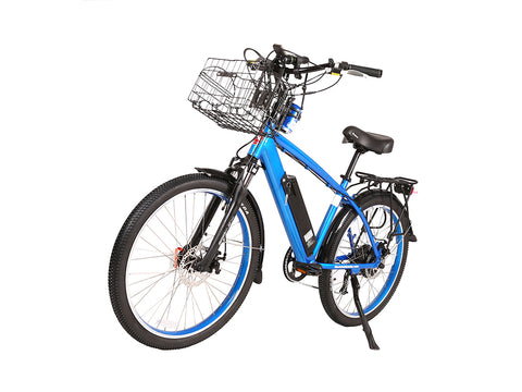 X-Treme Laguna Electric Beach Cruiser 48v eBike