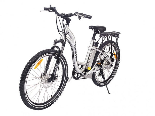 X-Treme Trail Climber Step Through Lithium Powered Electric Bike