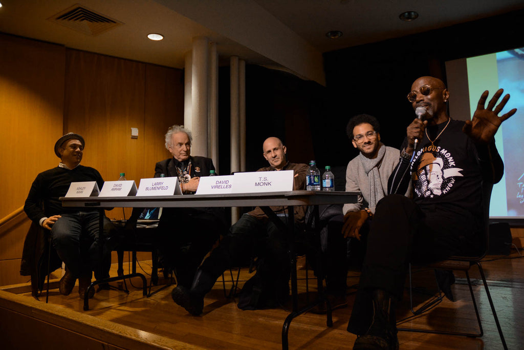 NYC WINTER JAZZ FEST: THE NEW SCHOOL PANEL