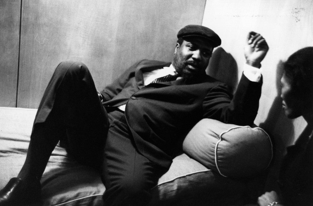 Thelonious Monk Discussing Problem