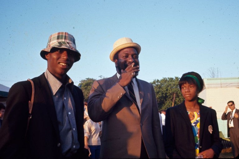 Thelonious Monk Family Photo