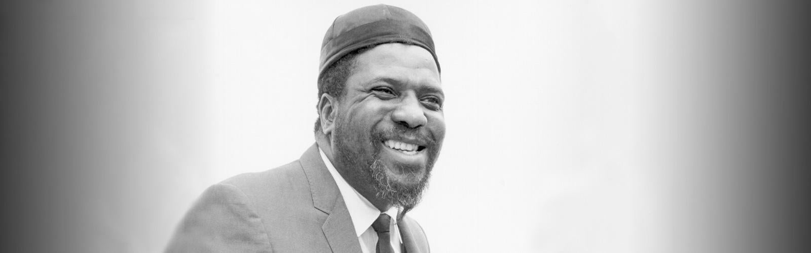 Thelonious Monk Jazz Musician