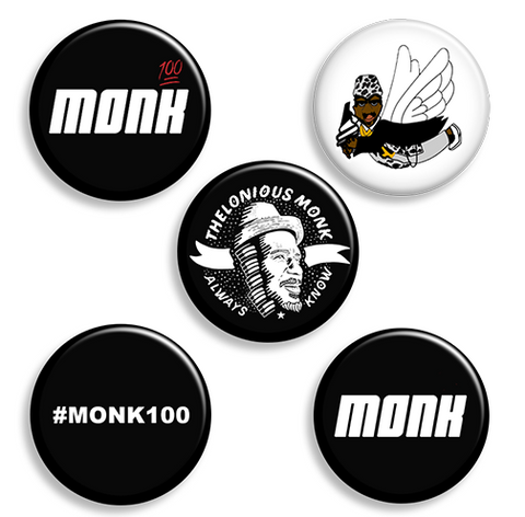 Monk Pins Pack