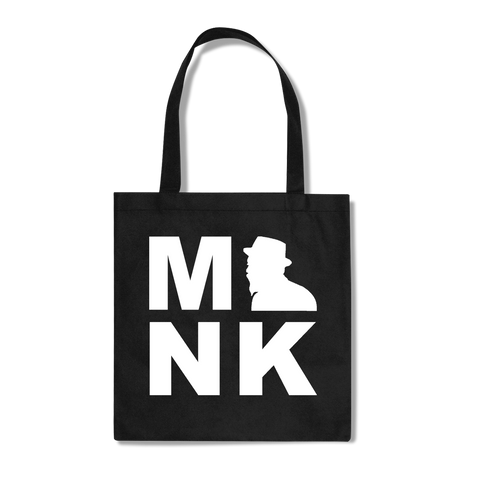 Thelonious Monk Tote Bag (Black)
