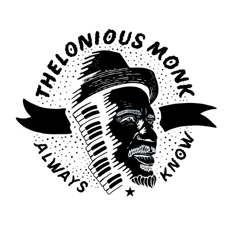 Thelonious Monk Official Merchandise