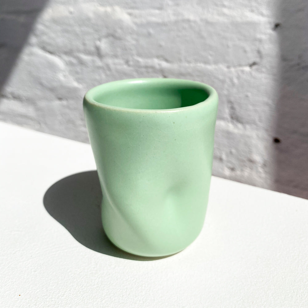BUMP CUP | S | MINT GREEN